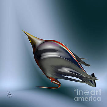 Spy Bird by Hayrettin Karaerkek