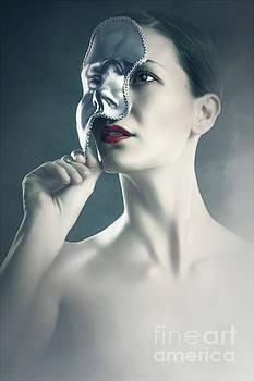 Silver face by Dimitar Hristov