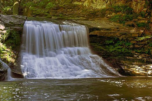 Silver Falls by Scott Heister