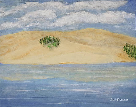Silver Lake Dunes by Dick Bourgault
