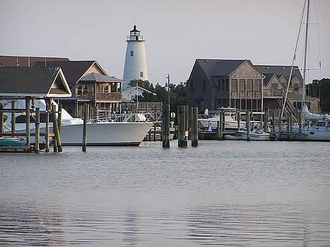 Silver Lake Harbor by Jeff Moose
