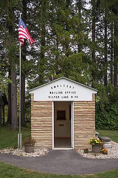 Silver Lake Post Office by Steve Konya II