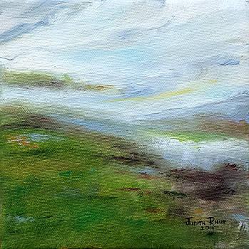 Silver Linings Await by Judith Rhue