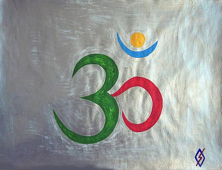 Om Symbol by Stormm Bradshaw