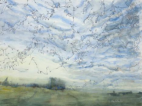 Mary Benke - Silver Sky