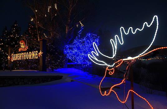 Silverthorne, Colorado by Fiona Kennard