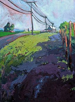 Silverton Hills by Margaret  Plumb