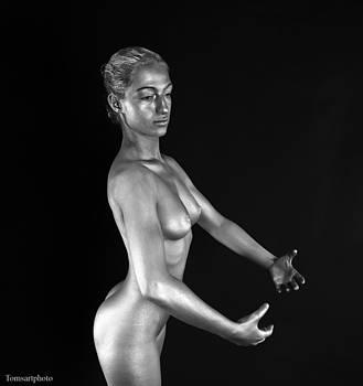 Silverwoman by Tom Van Lammeren