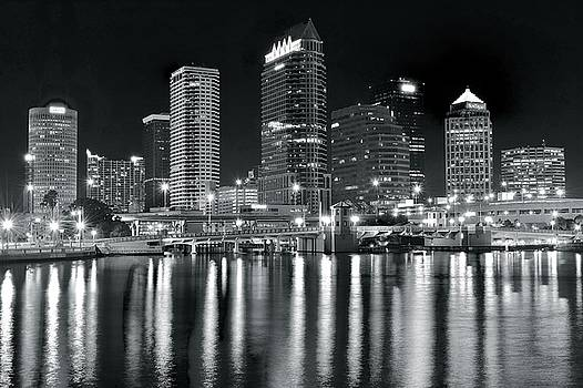 Frozen in Time Fine Art Photography - Silvery Light in Tampa