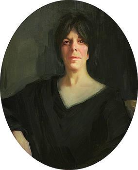 Silvia Claudia Rivas by Alejandro Cabeza