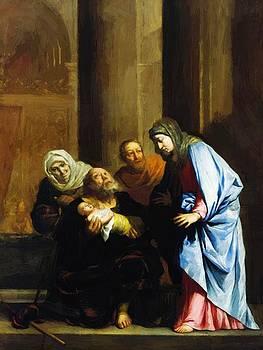 West Benjamin - Simeon With The Infant Jesus