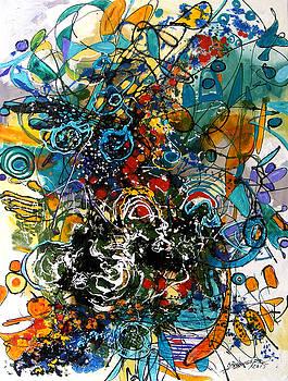 Simfonia primaverii by Elena Bissinger
