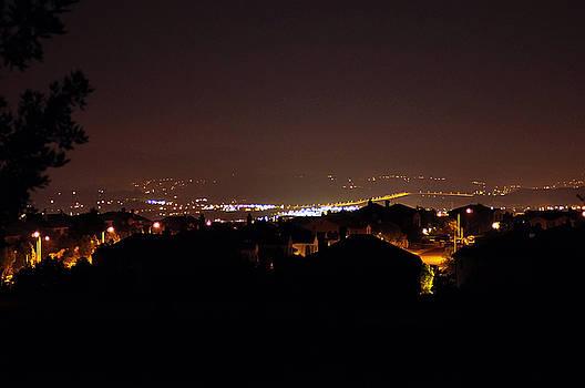 Clayton Bruster - Simi Valley At night