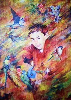 Simon by Jesus Alberto Arbelaez Arce