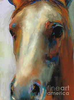 Simple Horse by Frances Marino