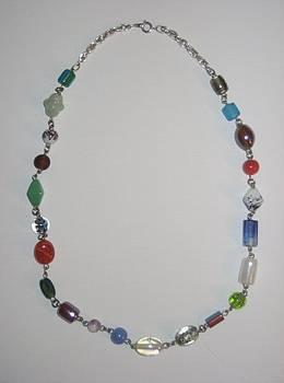 Simple Necklace by Brianna Lynn