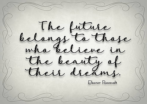 Ricky Barnard - Simple Quote Series Roosevelt