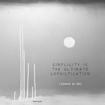 Simplify by Germaine Fine Art