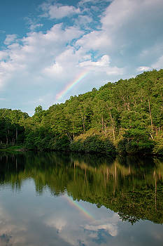Sims Pond by Jim Neal