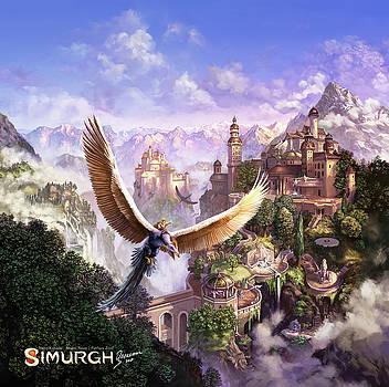 Simurgh by Odysseas Stamoglou