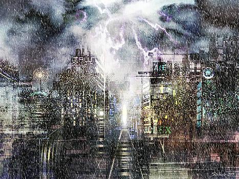 Sin City III by Stefano Popovski