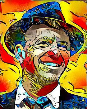 Sinatra by Paul Van Scott
