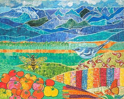 Sing the Organic Farm by Sandy Thurlow