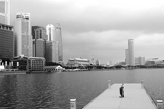 Singapore Marina Bay by Marites Reales