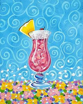 Singapore Sling by Sandra Lett
