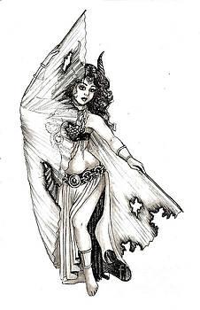 Scarlett Royal - Singed Dancer