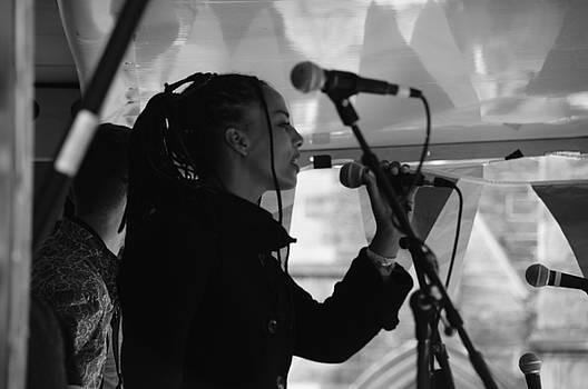 Singer of Tones by Nik Watt