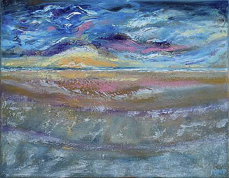Singing Beach by David King Johnson