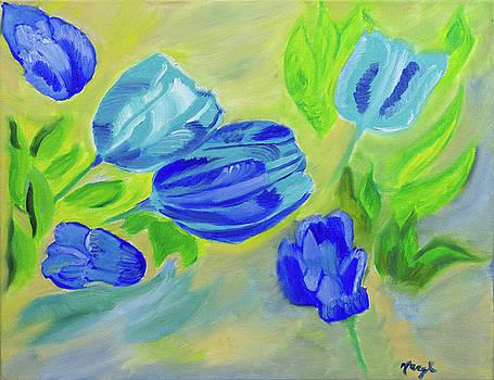 Singing the Blues by Meryl Goudey