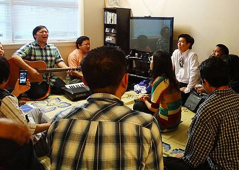 Chang - Singing Together