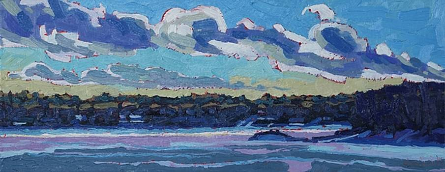 Singleton Solstice Stratocumulus by Phil Chadwick