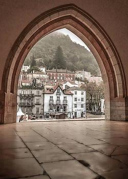 Julie Palencia - Sintra Through The Arch