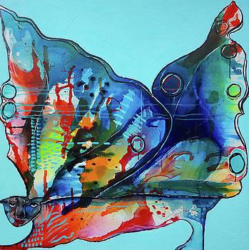 Siobhans Wings by Jenn Ashton