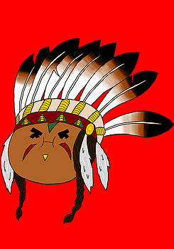 Sioux Grump by Anthony Swingler