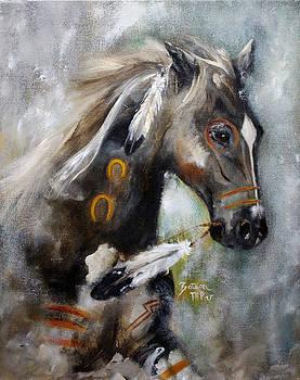Sioux War Pony by Barbie Batson