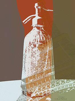 Joost Hogervorst - Siphon Biere L Flad bottle