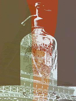 Joost Hogervorst - Siphon Choblet bottle