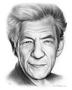 Sir Ian Murray McKellen by Greg Joens