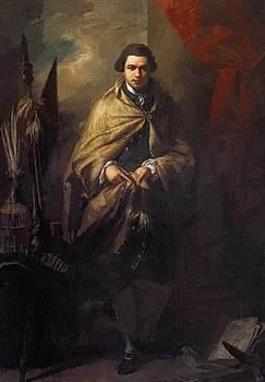 West Benjamin - Sir Joseph Banks 1773