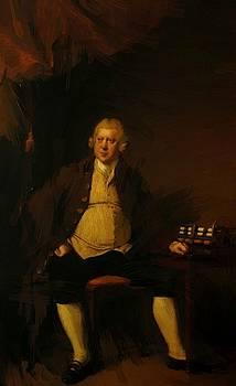 Wright Joseph - Sir Richard Arkwright 1790