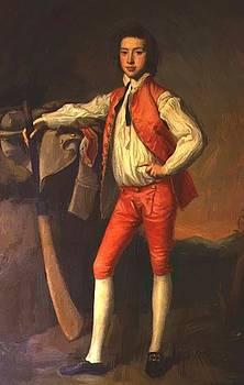 Wright Joseph - Sir William Fitzherbert As A Boy