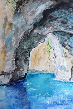 Siren Blue by Jennifer Niemiroski
