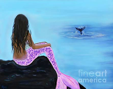 Sirena And The Whale by Leslie Allen