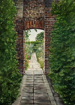 Sissinghurst Castle Garden  by Debbie Homewood