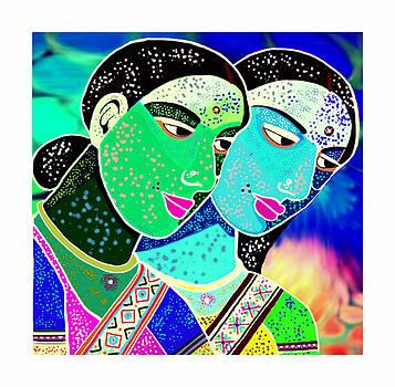 Sister Bonds-2 by Karunita Kapoor