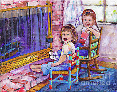 Sister Memories by Peggy Johnson